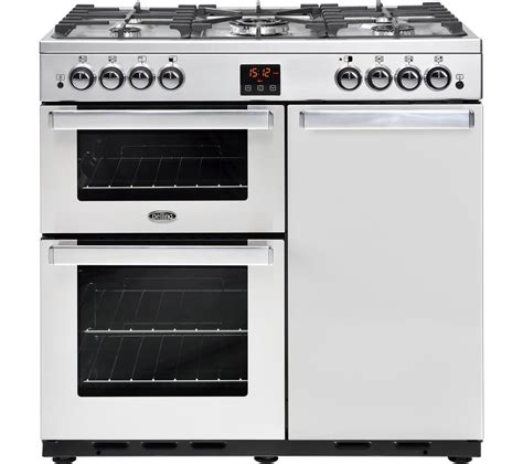 Oven Gas Stainless Steel buy belling gourmet 90g professional gas range cooker