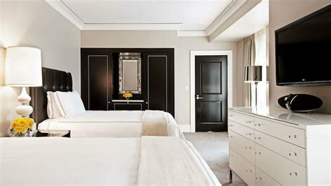 black and white bedroom transitional bedroom anthony