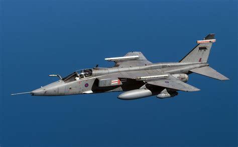 raf sepecat jaguar jet aircraft air intake bae aviation