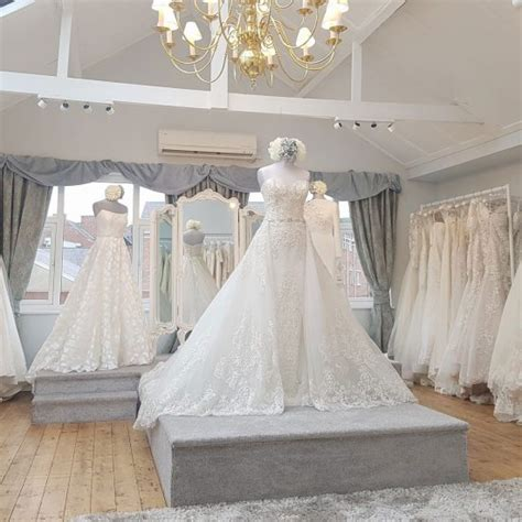 Wedding Dress Boutiques by Courtyard Bridal Boutique