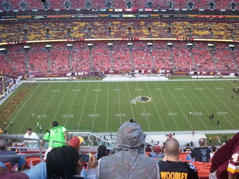 section 401 a 17 fedexfield section 401 rateyourseats com