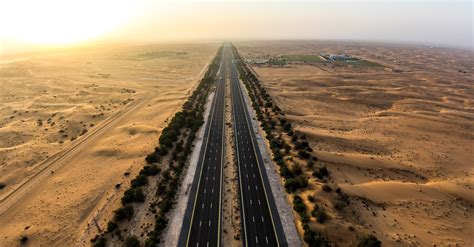 emirates road psa new speed limits on major uae roads from today what