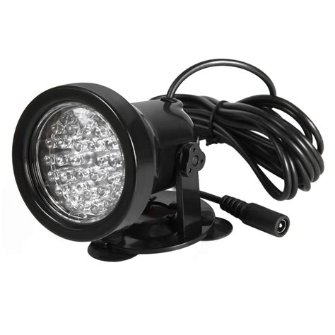 submersible led fountain lights adjustable led submersible underwater spot light fish