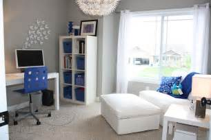 how to decorate a home office on a budget my office complete life in yellow