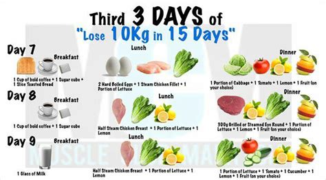 15 day diet challenge lose 10kg in 15 days diet plan xcitefun net
