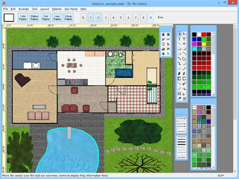 easy to use home design software reviews ez architect full windows 7 screenshot windows 7 download