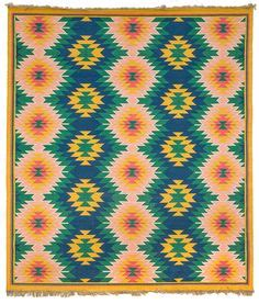 Painted Desert Rug by Rugs Carpet On Rugs Kilim Rugs And Woven Rug