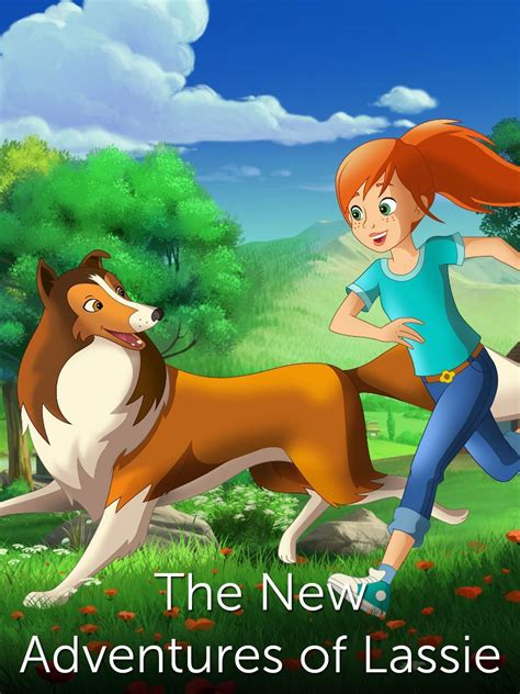 the news the new adventures of lassie episodes tv guide