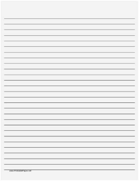 free printable dark lined paper printable lined paper pale gray wide black lines