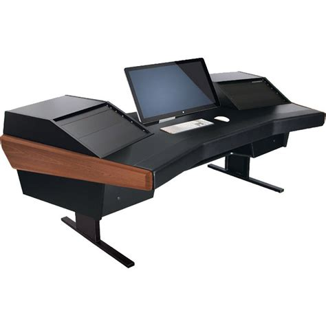 argosy dual 15 workstation desk with two dr803 d15 dr803 b