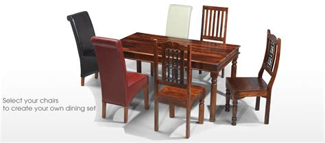 Sheesham Dining Table And Chairs Jali Sheesham 180 Cm Thakat Dining Table And 8 Chairs Quercus Living
