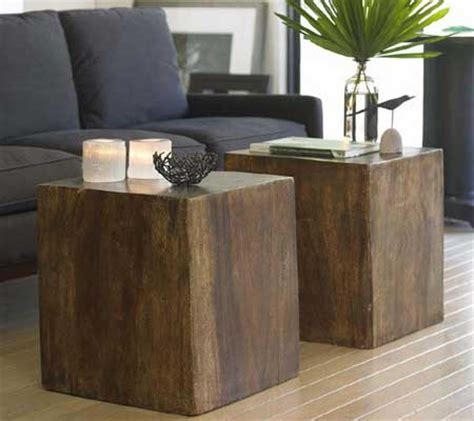 convertible wood cube from viva terra green design