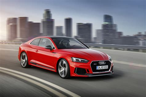 Audi RS5 Coupe : 2018 Cartype