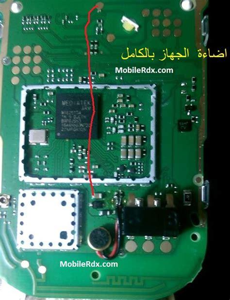 Nokia 105 Lcd 1 nokia 105 rm 1133 lcd light ways display jumper solution