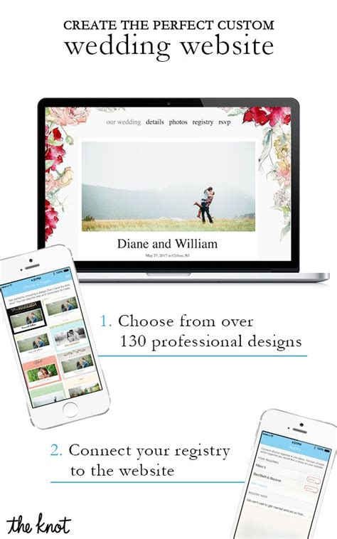 Wedding Knot Website by 17 Ideas About The Knot Wedding Website On