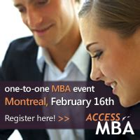 Mba Montreal No Gmat by Meet The World S Top Mba Schools On February 13 In Toronto