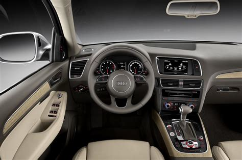 q5 interni audi q5 restyling 2012 interni italiantestdriver