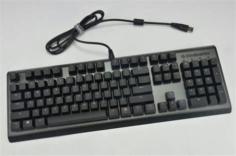 Steelseries Apex M650 Rgb Mechanical Keyboard Brown Switch 1 ヲチモノ キーボード steelseries apex m650 画像など