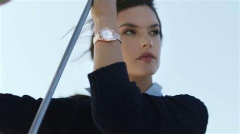 kaia gerber omega ad omega seamaster aqua terra tv commercial my choice feat