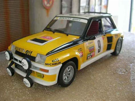 renault 5 rally renault 5 turbo rallye ragnotti universal hobbies coches