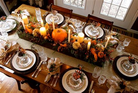 thanksgiving dinner table decoration ideas 23 insanely beautiful thanksgiving centerpieces and table