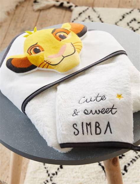 set bagno neonato set mantella da bagno e guanto coordinato il re