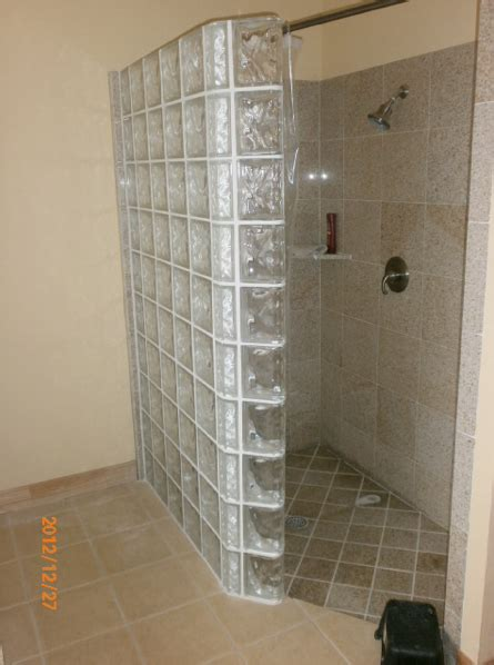 glass block bathroom ideas small bathroom shower encloures san antonio glass blocks