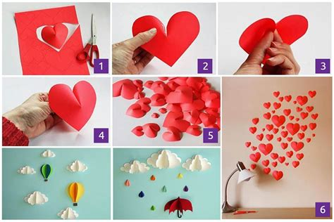 Paper Craft For Wall Decoration - 20 extraordinary smart diy wall paper decor free template