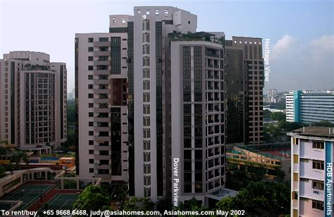view condo singapore 1135singapore dover parkview heritage view serviced apartments condos rental properties