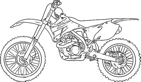 printable dirt bike pictures free coloring pages art coloring pages