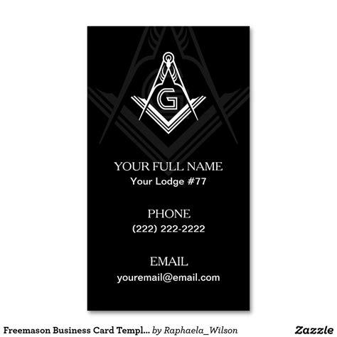 Profile Card Custom Masonic Gifts Invitations Cards And Other Freemasonry Supplies Masonic Masonic Lodge Website Templates
