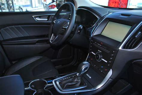 plaza motor el ford edge expuesto en el corte ingl 233 s de plaza motor el concesionario de ford vedat mediterraneo