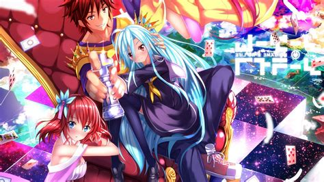 wallpaper game anime no game no life wallpapers wallpaper cave