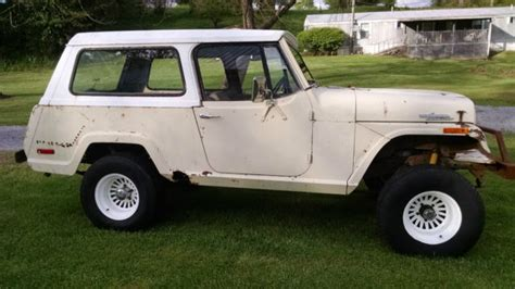 jeep jeepster lifted 1971 jeepster commando 4x4 jeep c101 cj lifted on 31 s