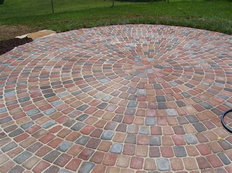 Easy Patio Pavers Easy Steps To Install Landscaping Pavers Bistrodre Porch And Landscape Ideas