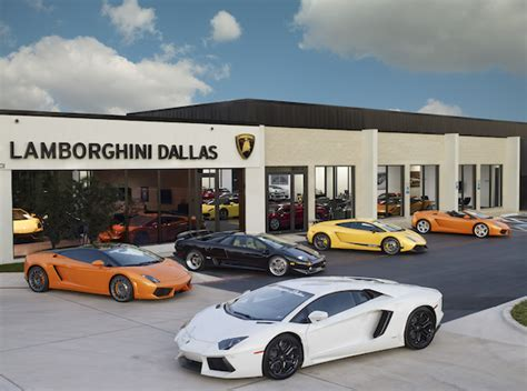 Lamborghini Dealerships In Lamborghini Dallas Launches Mobile App For Iphone Android