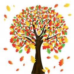 Falling Flowers - tree clipart fall clipartsgram com