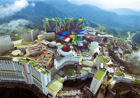 theme park hotel at genting genting highland