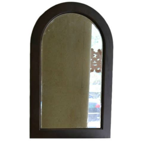arched bathroom mirror bathroom mirrors alexa bella arch top mirror in spice