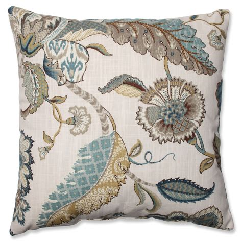 Decorated Pillows by Charlton Home Erie 100 Cotton Throw Pillow Reviews