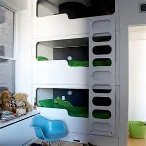 Three Tier Bunk Bed 3 Tier Bunk Bed Room Ideas Pinterest