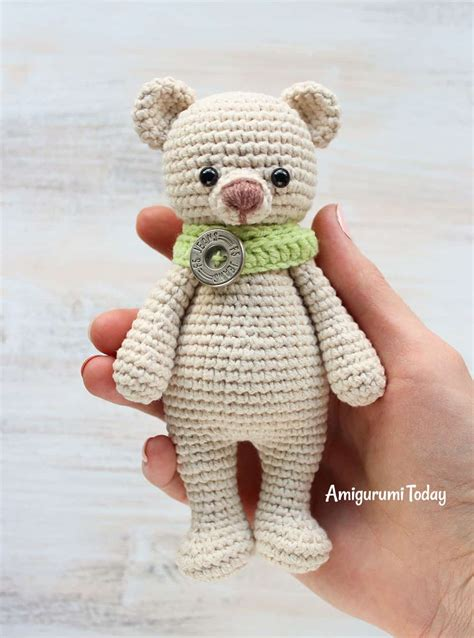 amigurumi bear cuddle me amigurumi pattern amigurumi today