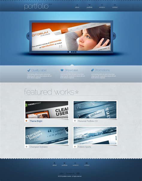 33 Portfolio Website Designs For Inspiration Design Bump Helpdesk Website Template