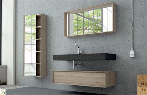 mobili con lavabo bagno arredo bagno con lavabo in gres aries arredo design