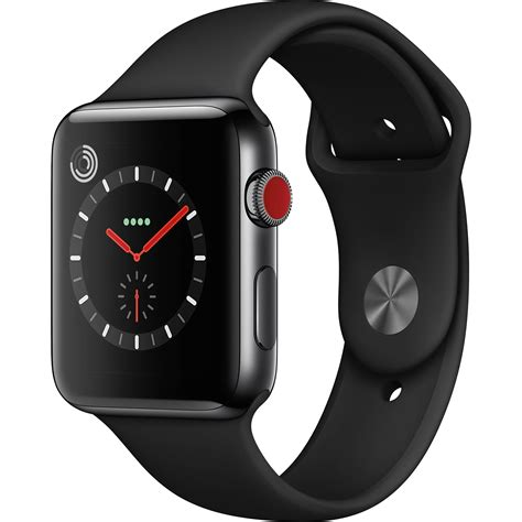 Apple 3 Series 42mm by Apple Series 3 42mm Smartwatch Mqk92ll A B H Photo