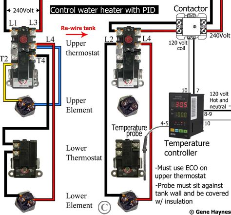 240 volt heater wiring diagram heater free printable