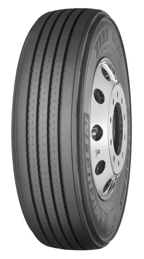 michelin introduces antisplash truck tire autosca