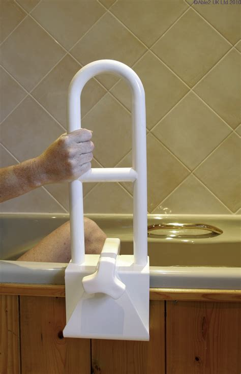 Bathtub Cl On Grab Bars by Bath Tub Grab Bar Mobility Pitstop