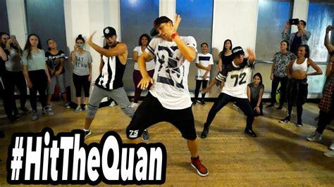 dance tutorial hit the quan hit the quan dance class hitthequan mattsteffanin