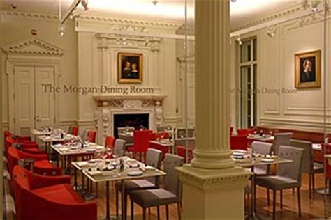 morgan library dining room dining the morgan library museum